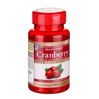 Holland & Barrett Cranberry Concentrate - 100 Tablets