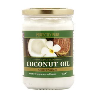 Perfectly Pure Pure Extra 100% Virgin Coconut Oil - 453g