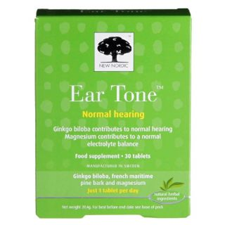 New Nordic Ear Tone - 30 Tablets