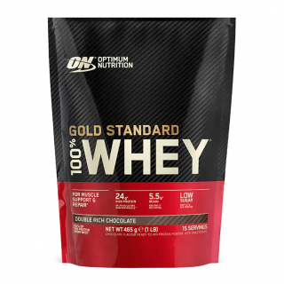 Gold Standard 100% Whey Double Rich Chocolate