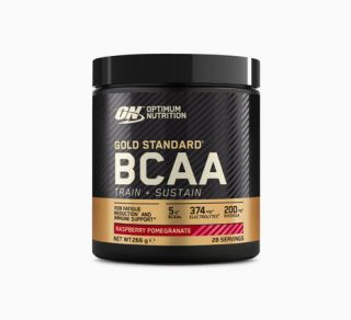 Gold Standard BCAA Raspberry and Pomegranate Flavor