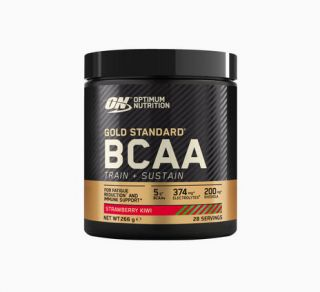 Gold Standard BCAA Flavor Strawberry and Kiwi